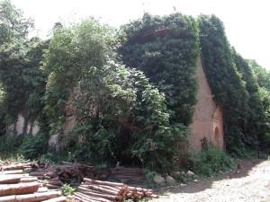 L'ex chiesa dell'Eschio