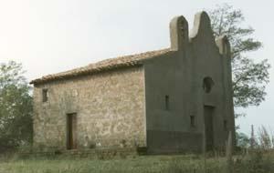 La piccola Chiesa della Madonna del Monte