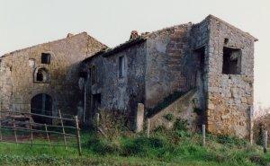 I resti della chiesa di Sancta Maria ad Templum