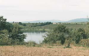 Il lago di Mezzano
