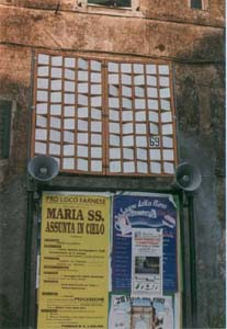 "La ""tombola à Santa Croce"